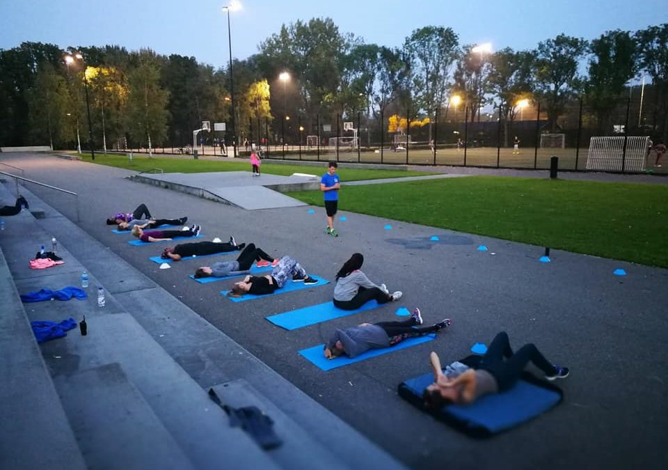 Zuiderpark fitness