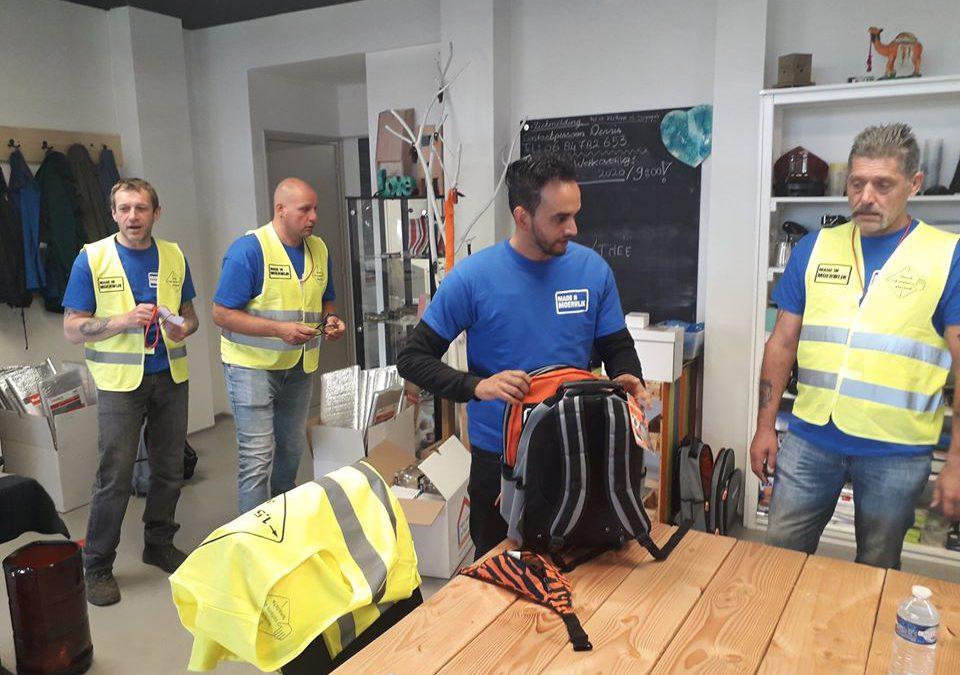 Made in Moerwijk van start met installatie Energiebox