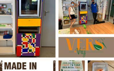 Vers en Vrij koelkast bij Made in Moerwijk